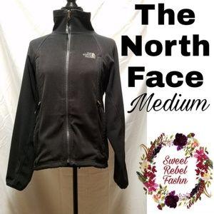 SALE! The north face black jacket medium